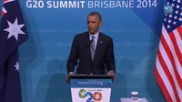 File:The President Holds a Press Conference in Brisbane.webm