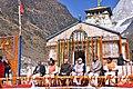 The Prime Minister, Shri Narendra Modi at Kedarnath Dhaam, in Uttarakhand.jpg