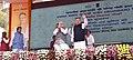 The Prime Minister, Shri Narendra Modi at the launch of Shyama Prasad Mukherji National Rurban Mission, at Kurubhat, Rajnandgaon, in Chhattisgarh.jpg