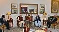 The Prime Minister, Shri Narendra Modi meeting the Prime Minister of Pakistan, Mr. Nawaz Sharif, at Raiwind, in Pakistan on December 25, 2015 (1).jpg