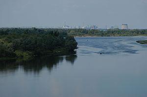 Pripyat River - Pripyat River
