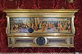 The Rape of the Sabines, one of a pair painted for a cassone, Master of Marradi, 1400s - Gallery - Harewood House - West Yorkshire, England - DSC01975.jpg