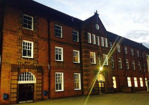 St John's College, Portsmouth - St John's College - the Scholes building