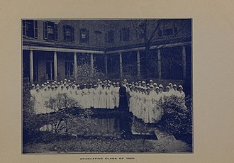 Mary Adelaide Nutting - Johns Hopkins School of Nursing (1922)