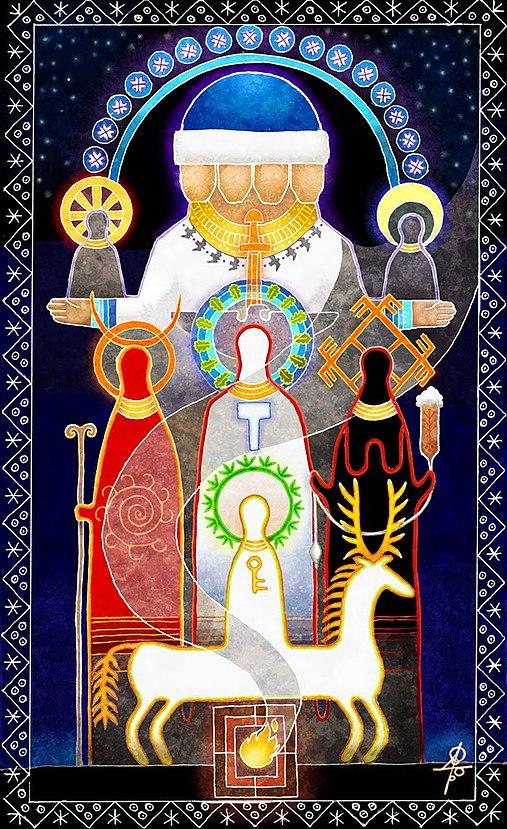 The Seven Gods -- Maxim Sukharev