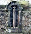 The Soulis Cross, High Kirk, Kilmarnock, Ayrshire.JPG
