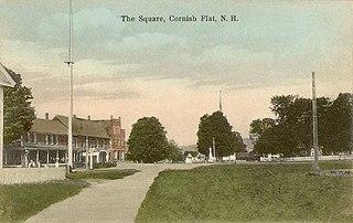 Cornish, New Hampshire Place in New Hampshire, United States