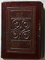 The St Cuthbert Gospel of St John. (formerly known as the Stonyhurst Gospel) is the oldest intact European book. - Upper cover (Add Ms 89000) (cropped).jpg