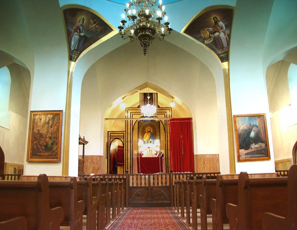 The Virgin Mary (Gerigury) church