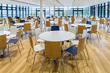 The Willett Dining Hall, Wessex Building