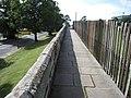 The city walls towards Grosvenor Road - geograph.org.uk - 1495358.jpg