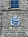 The clock on St. Bride's Church of Ireland, Oldcastle - geograph.org.uk - 1756556.jpg