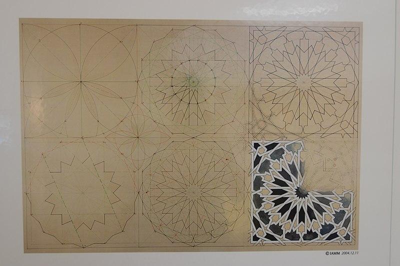 File The plexity of Islamic geometric patters Islamic Arts