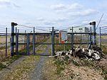 The entrance to Hyakuri Peace Park, Hyakuri Air Base, Omitama, Ibaraki, Japan.jpg