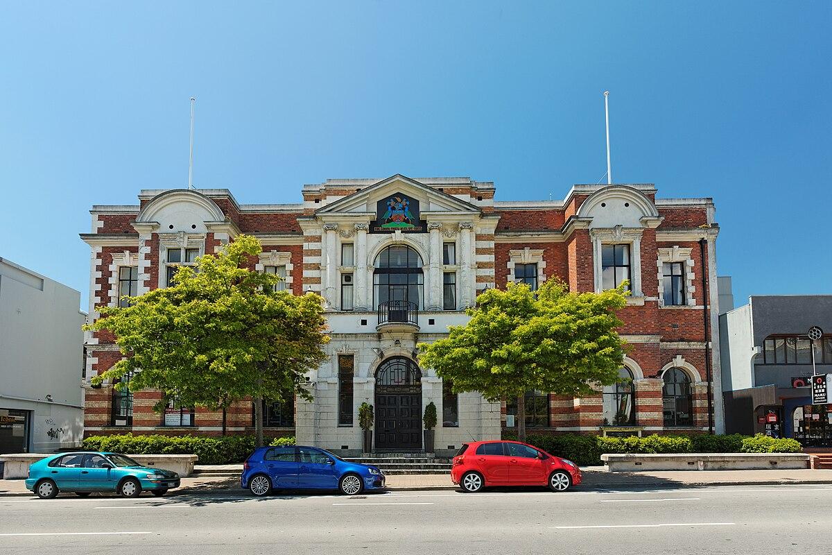 Christchurch Wikipedia: Civic, Christchurch