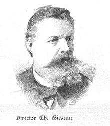 Theodor Giesrau – Wikipedia