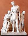 Theodor Wagner Abschied von der Familie 1838.jpg