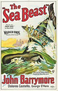 <i>The Sea Beast</i> 1926 film by Millard Webb