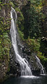 This is an impressive waterfall on the road to Hana (8017244134).jpg