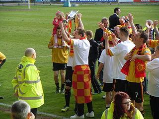 2012–13 Scottish First Division