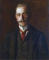 Portrait of Walter S. Macdowell
