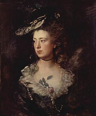 1777 in art - Image: Thomas Gainsborough 012