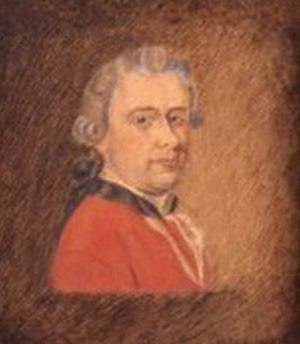Thomas Patch - Self-portrait, 1761.
