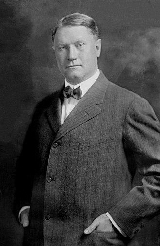 Henry Worth Thornton - Sir Henry Worth Thornton c. 1915