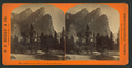 Three Brothers; height 3820 feet, Yosemite Valley, Cal, by Reilly, John James, 1839-1894.png
