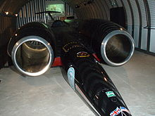 Land speed record - Wikipedia, the free encyclopedia