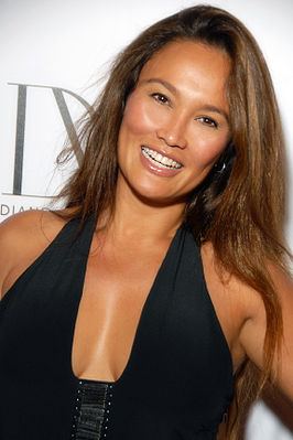 Tia Carrere in 2009