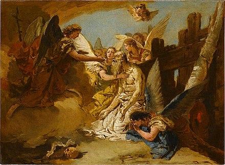 30 septembre : Saint Jérôme de Stridon 440px-Tiepolo_-_Die_letzte_Kommunion_des_heiligen_Hieronymus%2C_um_1732-33