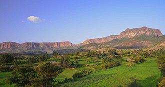 Werie Lehe - Image: Tigray Morning, Ethiopia (10581494826)