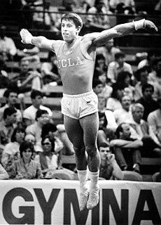 Tim Daggett American gymnast