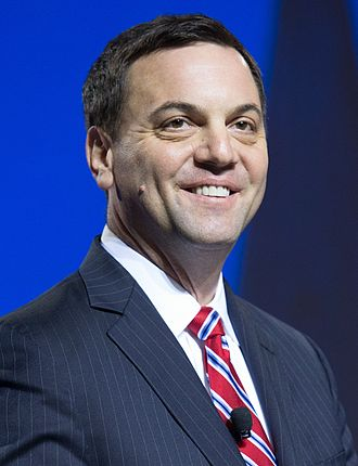 2014 Ontario general election - Image: Tim Hudak 2014