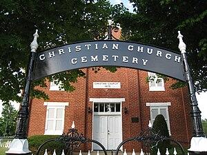 High View, West Virginia - Time Ridge Christian Church (1875)