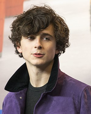 Timothée Chalamet - Chalamet at the 2017 Berlinale