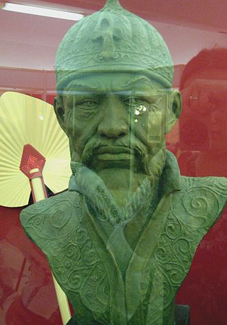 Timurid Empire - Timur – Forensic facial reconstruction by M. Gerasimov, 1941