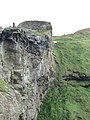 Tintagel Castle, Cornwall (461277) (9459237406).jpg