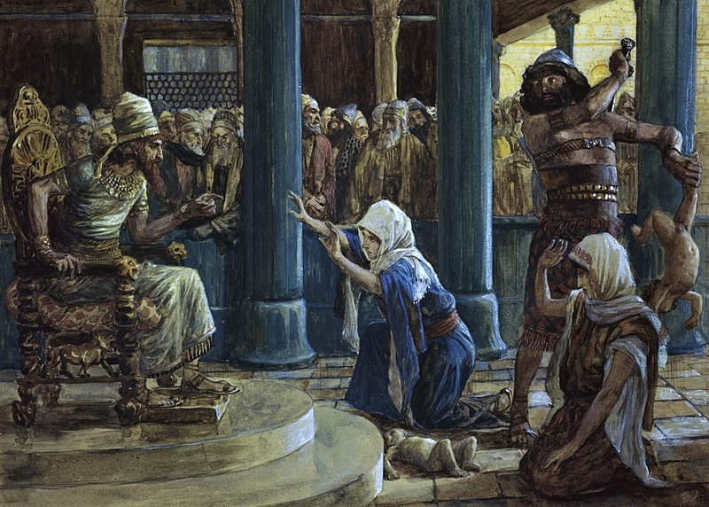 File:Tissot The Wisdom of Solomon.jpg