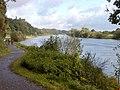 Todtenhausen Radweg an der Weser.jpg