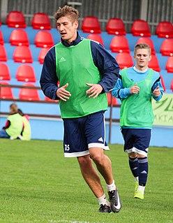 Tomáš Bagi Slovak footballer