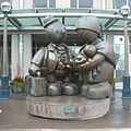Tom Otterness Immigrant Family.JPG