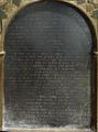 Tomb - beddrod Evan Llwyd (Bodidris), Sir Ddinbych - Denbighshire 1639 11.png