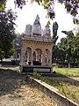 Tomb of Khandoji Chimanbapu Maharaj Bhosale, Nagpur - panoramio.jpg