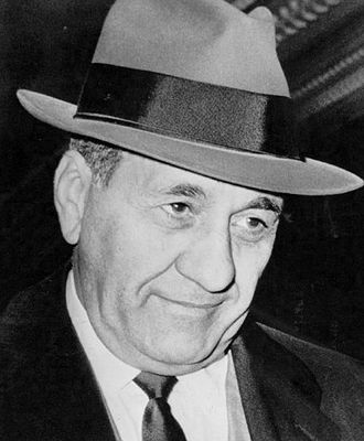 Chicago Outfit - Image: Tony Accardo 1960