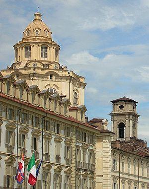 Piazza Castello, Torino.