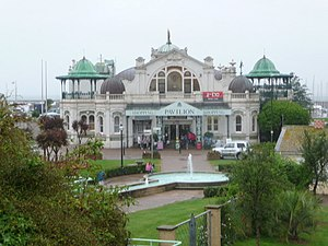 Pavilion Theatre, Torquay - The Pavilion in 2009, when it was a shopping arcade