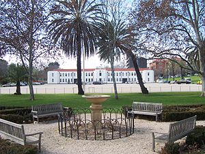 Torrens Parade Ground -