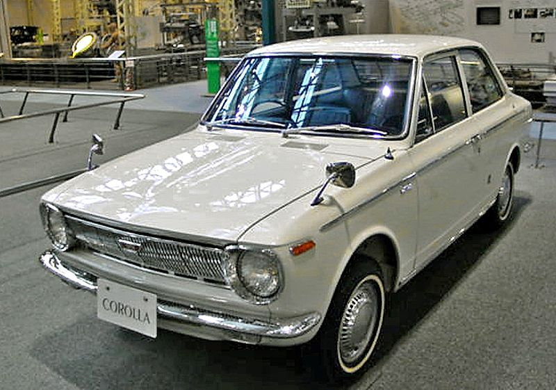 Toyota Corolla First-generation 001